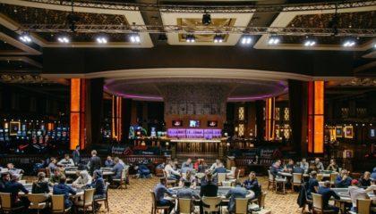 Amber Poker Championship Собрание